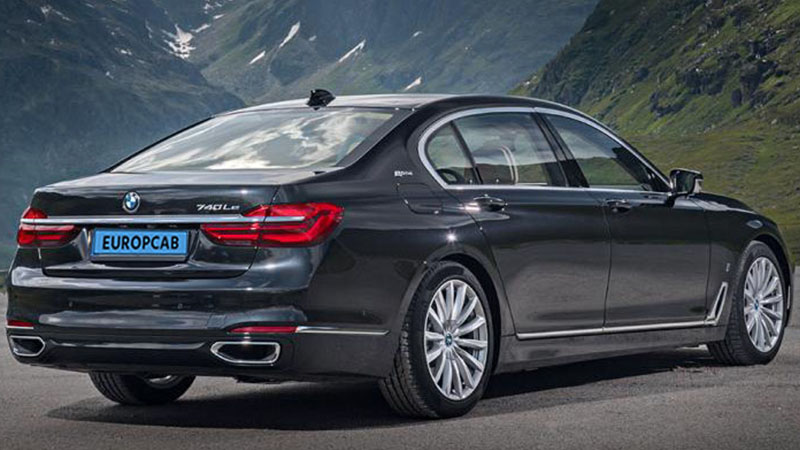 europcab-BMW 7 series 6