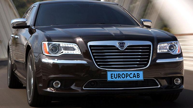 europcab-Lancia Thema5