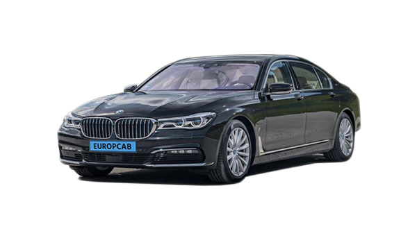 Europcab BMW 7 series