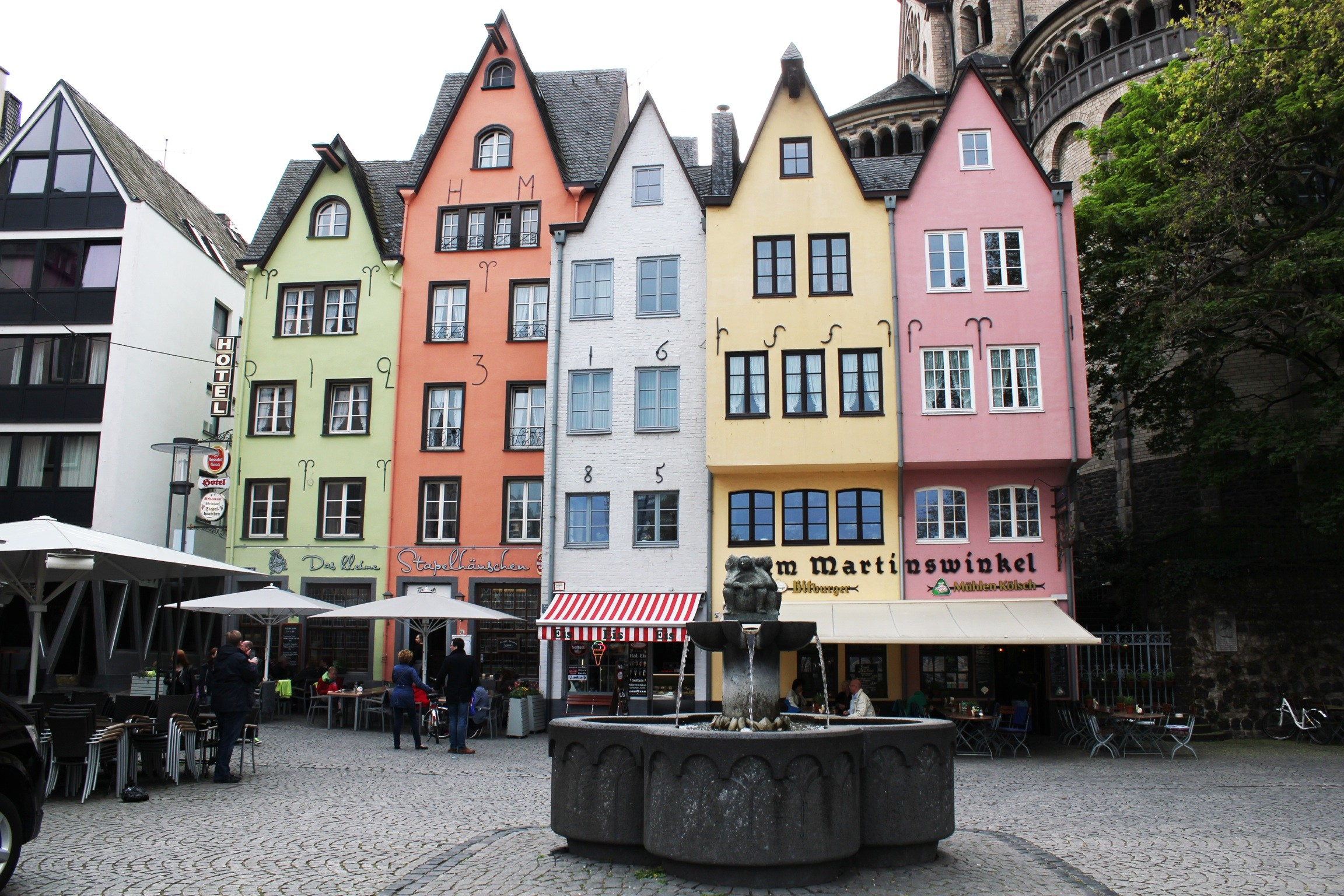 Cologne's Old Town