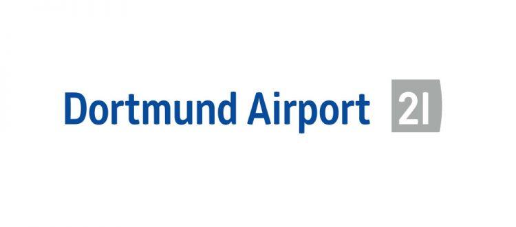 Dortmund airport logo
