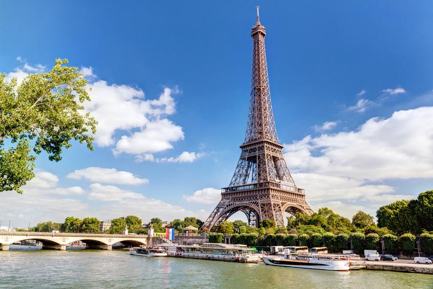 Parijs Stadstour - The Eiffel tower