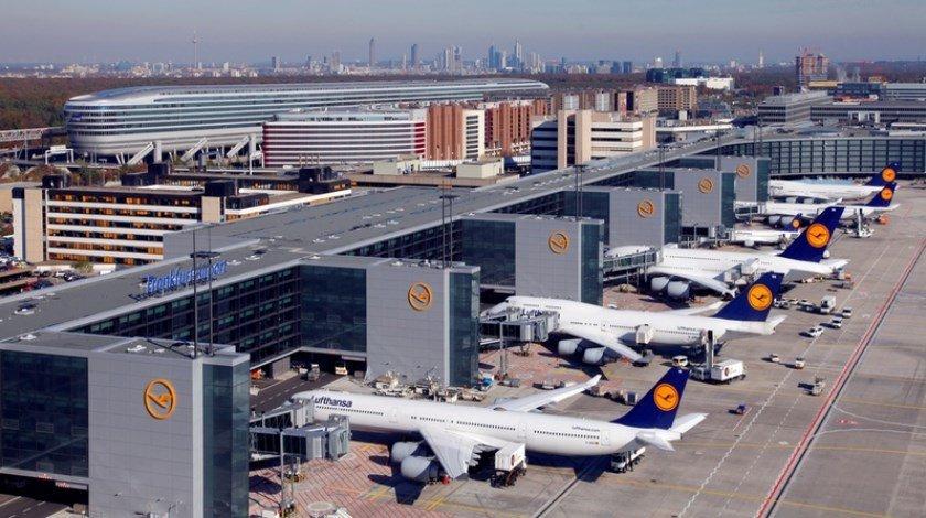 Frankfurt Airport BS