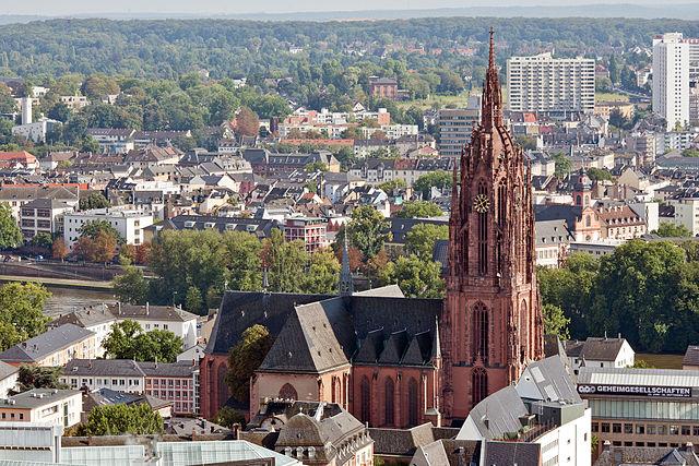 Frankfurt Stadstour Cathedral