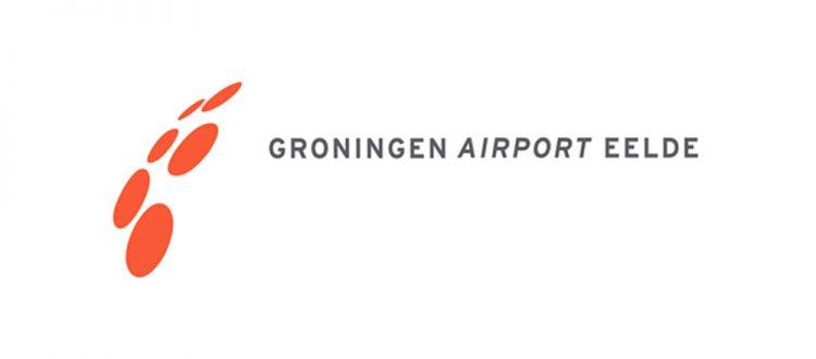 Groningen airport logo