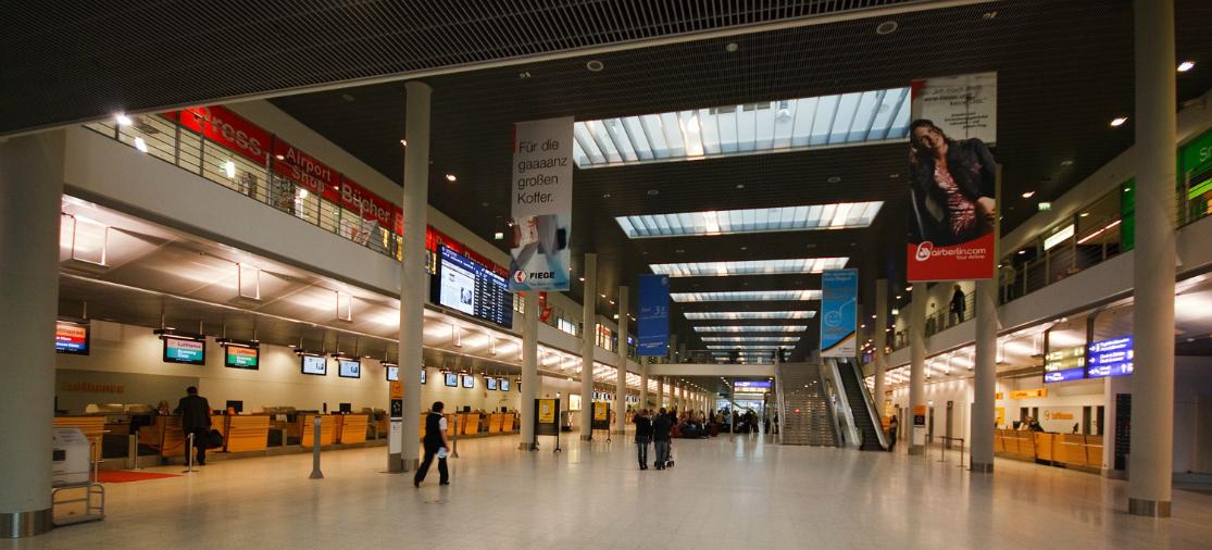Münster Osnabrück Airport Terminal