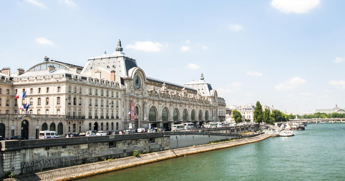 Parijs Stadstour - Musée d'Orsay