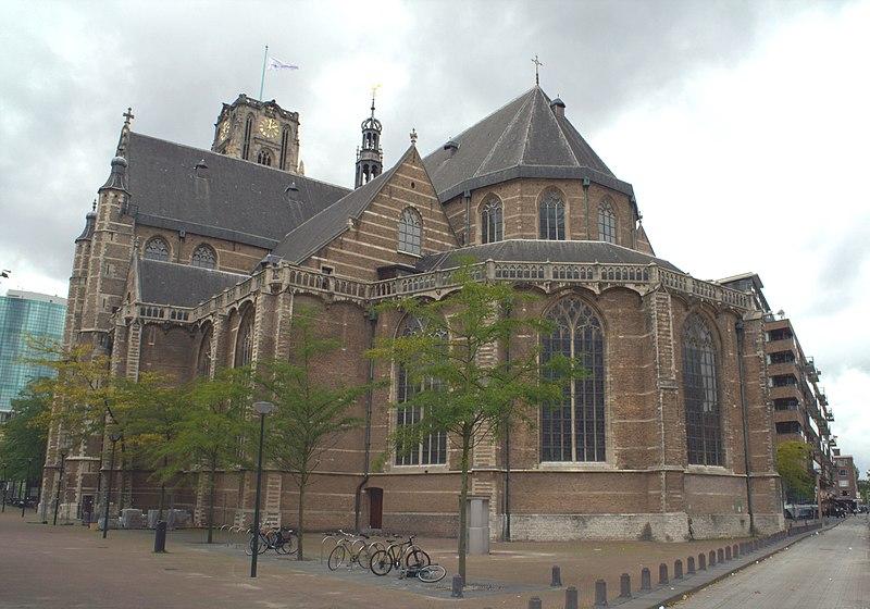 Rotterdam Stadstour Sint-Laurenskerk