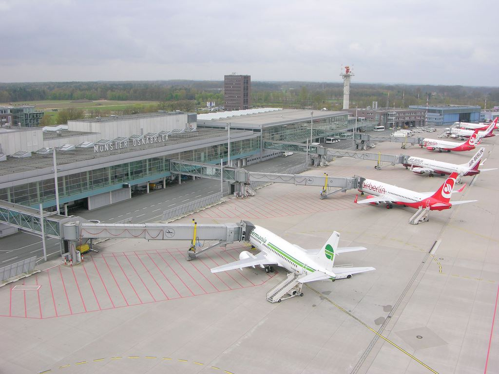Taxi Amsterdam Münster Osnabrück Airport