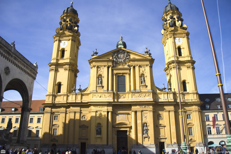 Theatine Church of St. Cajetan