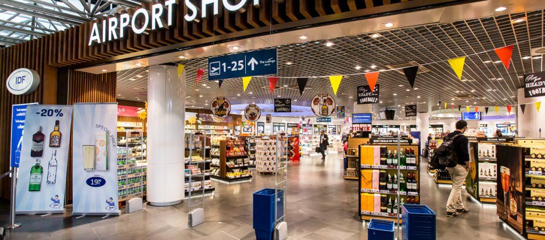 charleroi airport terminal