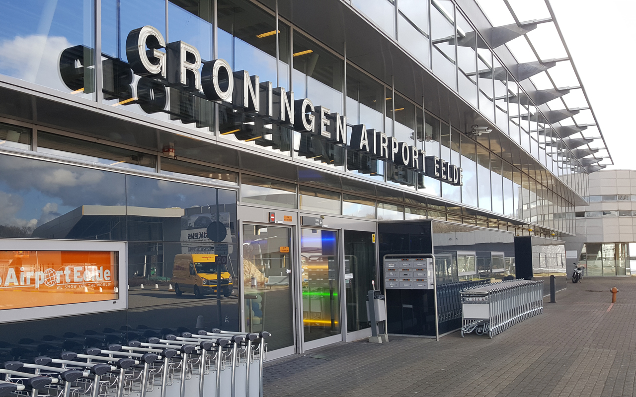 Taxi Amsterdam Groningen Airport