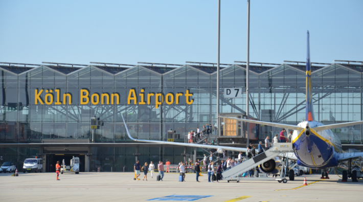 Taxi Keulen Bonn Airport