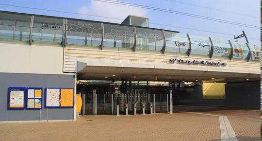 Amsterdam Holendrecht Station