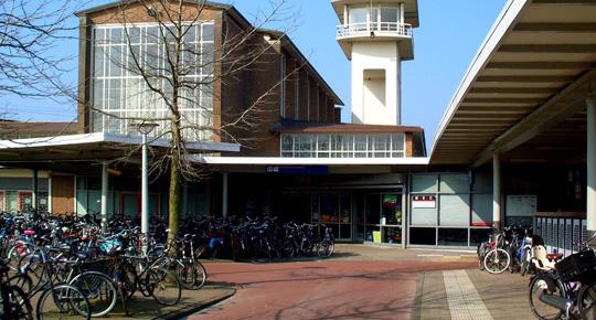 Amsterdam Muiderpoort Station