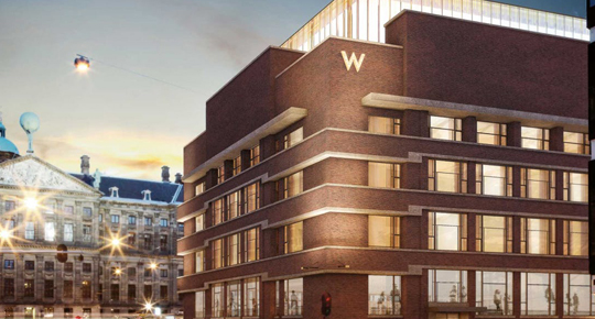 Hotel W Amsterdam