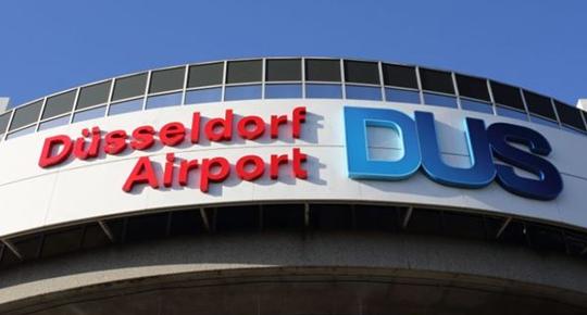 Taxi Amsterdam Dusseldorf Airport