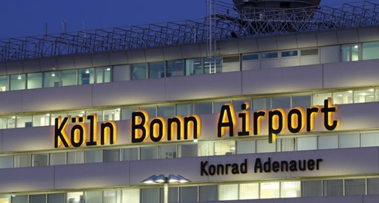 Taxi Amsterdam Köln Bonn Airport