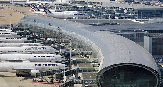 Taxi Amsterdam Paris Airport