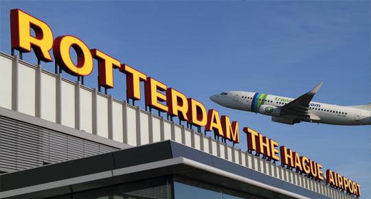 Taxi Amsterdam Rotterdam Airport