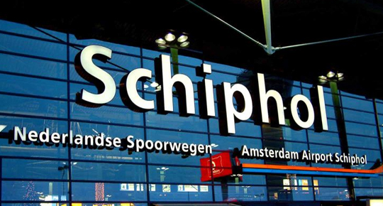 Taxi Amsterdam Schiphol Airport