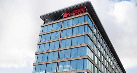 Taxi Corendon City Hotel Amsterdam