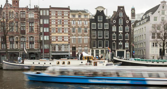 Taxi Eden Hotel Amsterdam