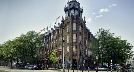 Taxi Grand Hotel Amrath Amsterdam