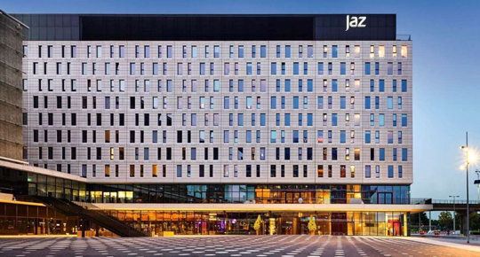 Taxi Hotel Jaz Amsterdam