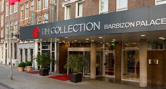 Taxi NH Collection Amsterdam Barbizon Palace