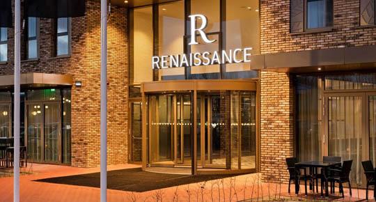 Taxi Renaissance Amsterdam Hotel