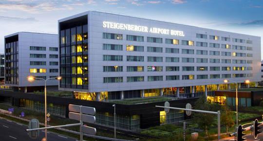 Taxi Steigenberger Airport Hotel