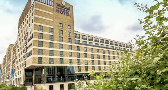 Taxi WestCord Fashion Hotel Amsterdam